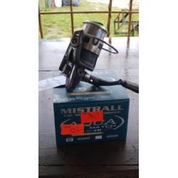 Kołowrotek Mistrall Aqua Match