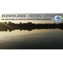 ZEZWOLENIE na SEZON LETNI
