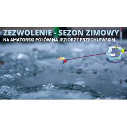 ZEZWOLENIE na SEZON ZIMOWY