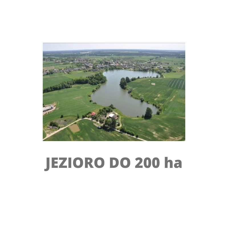 jezioro do 200 ha